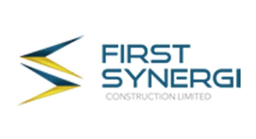 First Synergi Construction Logo 2a